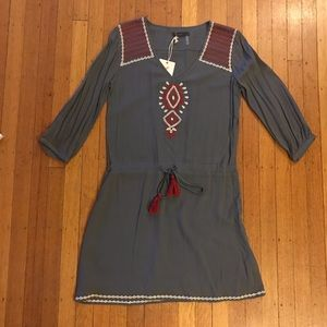 Ultra comfy, light weight long sleeve dress